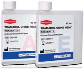 Immunalysis Urine HEIA Tramadol